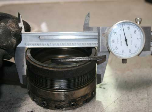 Mechanical Seal Failure